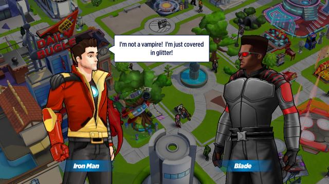 Tony Blade 1